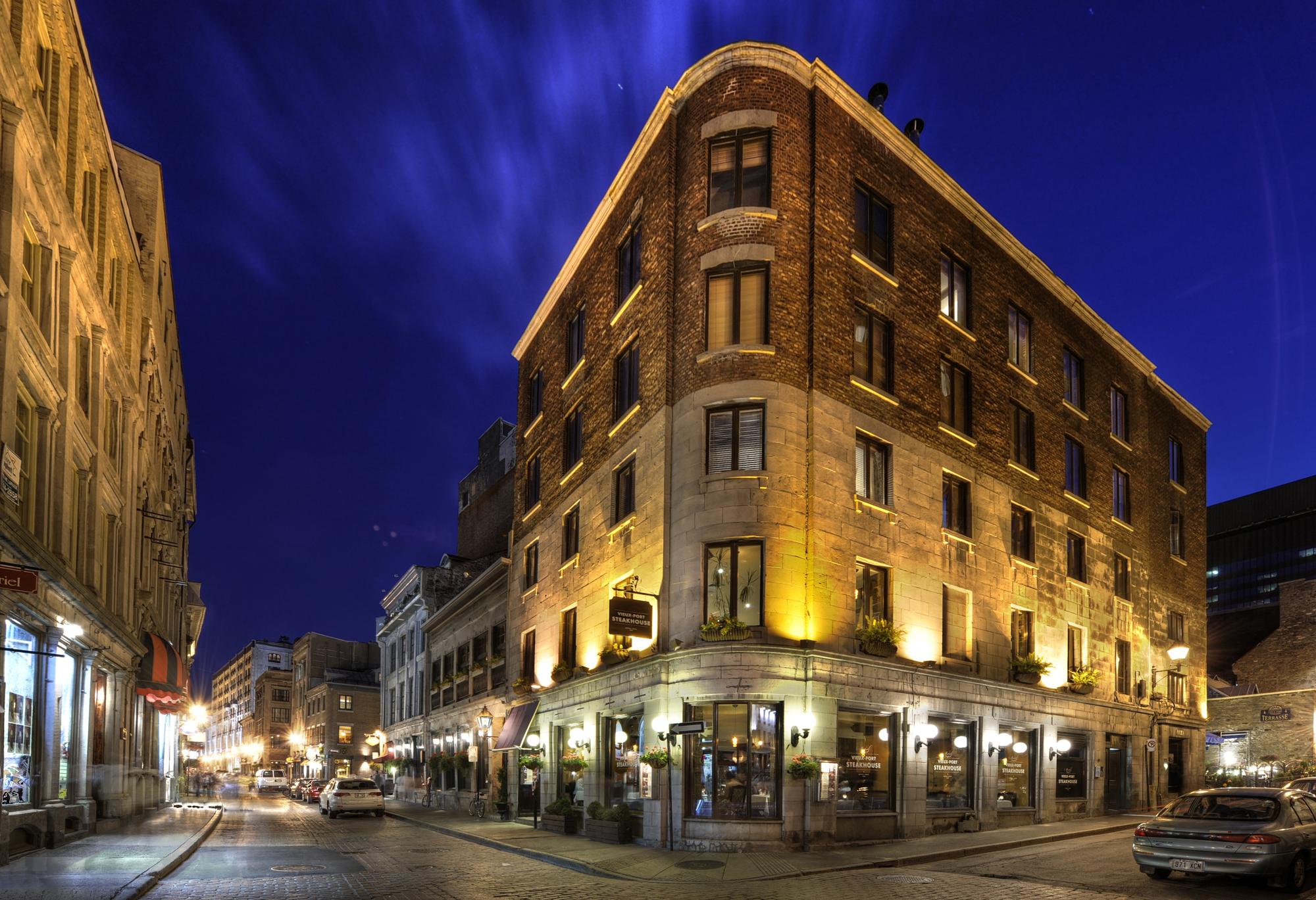 Hotel Pres Du Vieux Port De Montreal